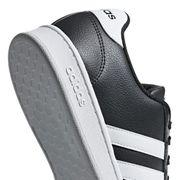 Chaussures adidas neo Grand Court noir blanc