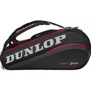 Dunlop - Tac Cx Performance 9 Racket Thermo Tennistasche (noir/rouge)
