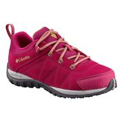 Chaussures Columbia Youth Venture rose enfant