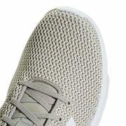 Chaussures adidas neo Cloudfoam Racer TR vert blanc