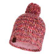 Bonnet Buff Knitted Polar Hat Margo PrimaLoft Flamingo Pink rose pour femme