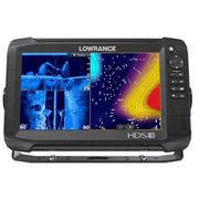 Lowrance Hds-9 Carbon Row Totalscan Bundle