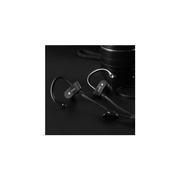 Écouteur avec Micro, crochet et Bluetooth 4.1 -Noir