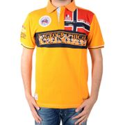 Polo Geographical Norway Kyer Orange