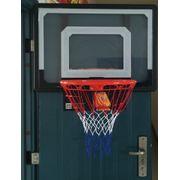 Panneau de Basket Mural Portable Bumber -  Los Angeles 80 x 58 cm