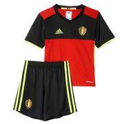 2016-2017 Belgium Domicile Adidas Survetement