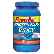 Poudre PowerBar ProteinPlus 100 % Whey Isolate - Srawberry Cheesecake (570gr)
