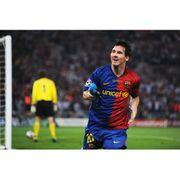 Maillot domicile FC Barcelone 2008/2009 Messi-XL
