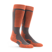 Volcom Kootney Sock Burnt Orange S/M