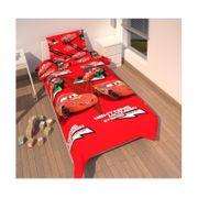 Housse de couette Cars Disney rouge - taille unique  rouge