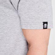 Core T-Shirt Graphique Col Rond Manche Courte