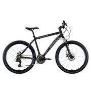 VTT semi-rigide 26'' aluminium Xceed noir TC 48 cm KS Cycling