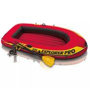 Avirons Splendide Set bateau gonflable avec rames + pompe Intex Explorer Pro 300 58358NP
