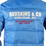 Doudoune Redskins Junior New Wallas Bleu Acier