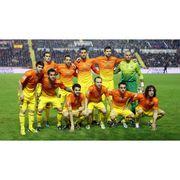 Maillot extérieur FC Barcelone 2012/2013 Iniesta-L