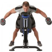 Gorilla Sports - MAXXUS Banc de musculation multi-positions Pro