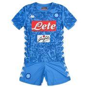 Tenue bébé domicile SSC Napoli 2018/19