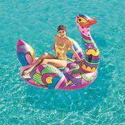 Bestway Bouée de piscine gonflable POP Ostrich 41117