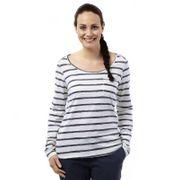 Nosilife, t-shirt anti moustique Strip manches longues femme