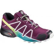 Salomon - Speedcross 4 Femmes Trail Running Shoe (pourpre)