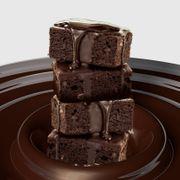 12 x Zero Snack 35 g - Brownie au Chocolat