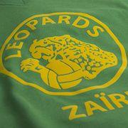 Zaire WC 1974 Short Sleeve Retro Maillot 100% cotton