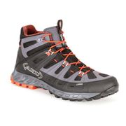 Chaussures de randonnée AKU Selvatica MID GTX noir rouge