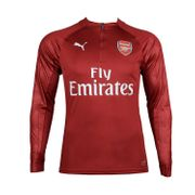 Maillot d'entrainement Puma Arsenal FC 1/4 Zip Training Top 2017/18