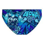 Maillot de waterpolo Turbo Aloha bleu