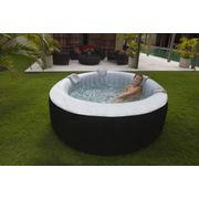 Ospazia-Spa gonflable gamme laminee 4 personnes