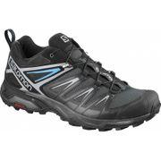 Salomon - X Ultra 3 Hommes chaussures de randonnée (gris foncé/argent)