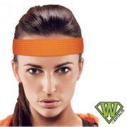 Bandeau de tête rafraichissant COOL RUN - orange