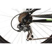 VTT tout suspendu 26'' Slyder noir TC 51 cm KS Cycling