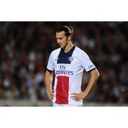 Maillot extérieur PSG 2013/2014 Ibrahimovic