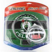 Mini panier Spalding Boston Celtics