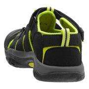 Sandales Keen Newport H2 Black Lime Green junior