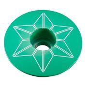 Bouchon de potence Direction Supacaz Star Capz Powder Coated Bora Team Edition