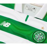 Maillot domicile Celtic Glasgow 2016/2017-L