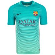 FC Barcelone Vapor Match Homme Maillot Football Vert Nike