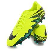 Nike Hypervenom Phelon 2 Fg jaune, chaussures de football homme