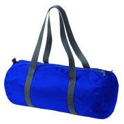 Sac de sport - sac de voyage - polochon - BLEU ROI - 1807544