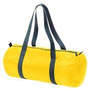 Sac de sport - sac de voyage - polochon - JAUNE - 1807544