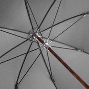 Parapluie élégant Luxe haut de gamme - réf 4704 - gris
