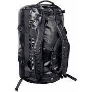 Sac de voyage sac à dos imperméable 142L - GBW-1L STORMTECH - NOIR - Sports extrêmes - Waterproof Gear Bag
