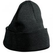 Bonnet tricot ENFANT taille unique - MB7501 - noir