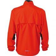 veste légère running jogging JN476 - rouge grenadine - homme - course à pied