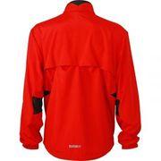 veste légère running jogging JN476 - rouge tomate - homme - course à pied