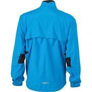 veste légère running jogging JN476 - bleu atlantique - homme - course à pied