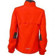 veste légère running jogging JN475 - rouge grenadine - femme - course à pied