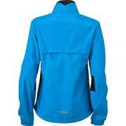 veste légère running jogging JN475 - bleu atlantique - femme - course à pied
